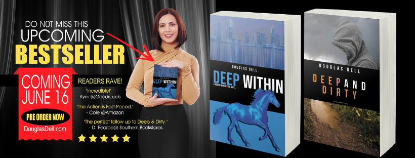 Deep Within by Douglas Dell
