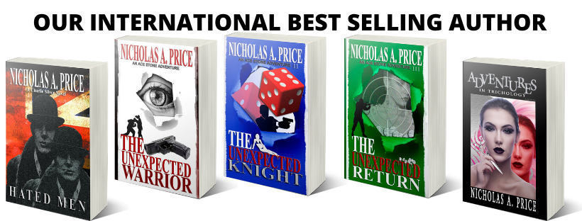 International Bestelling Books by Nicholas A. Price
