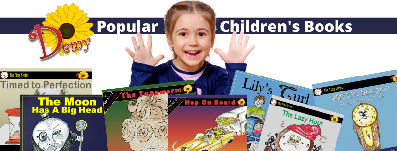 Demy Books Popular Children's Titles